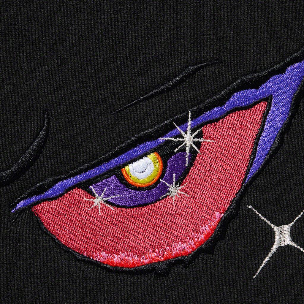supreme-21aw-21fw-eyes-hooded-sweatshirt