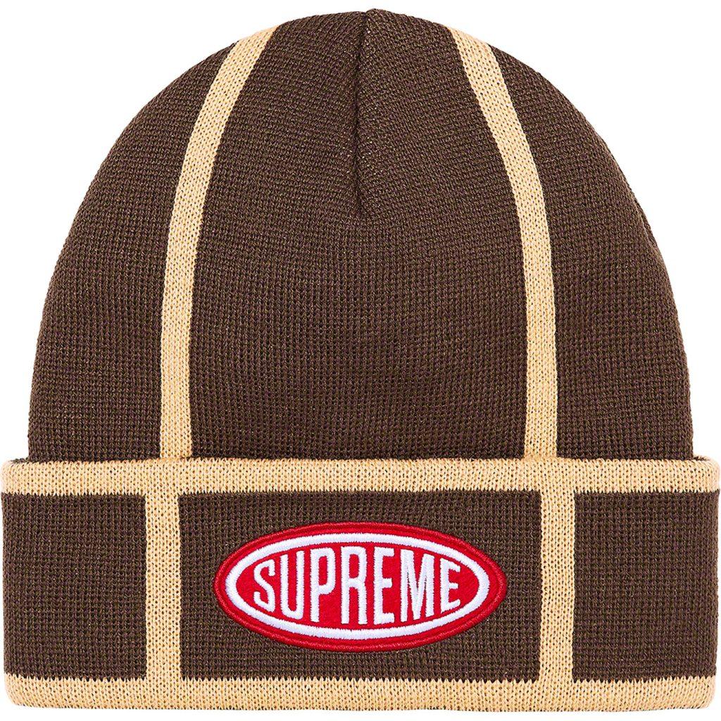 supreme-21aw-21fw-grid-beanie