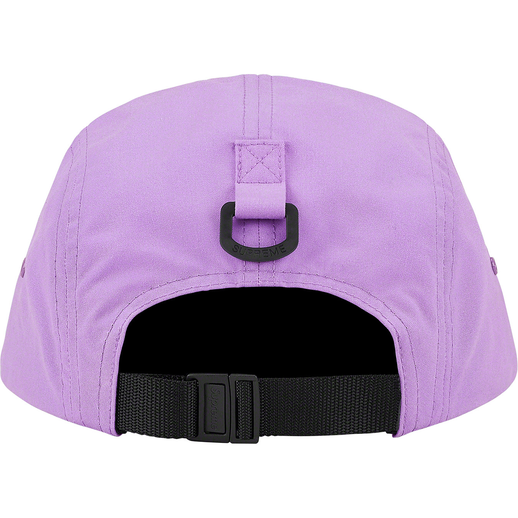 supreme-21aw-21fw-waxed-cotton-camp-cap