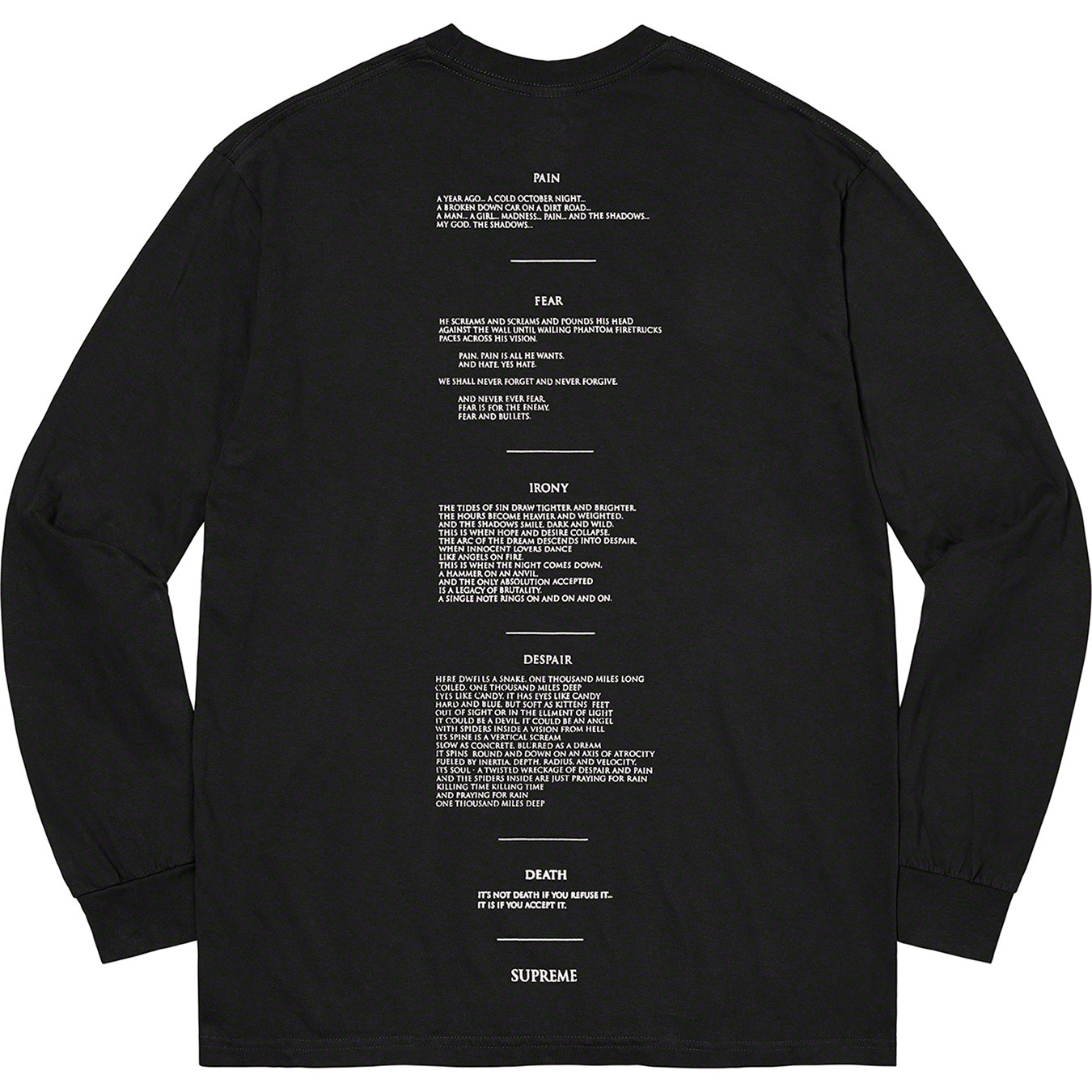 supreme-the-crow-21aw-21fw-collaboration-release-20210918-week4-l-s-tee