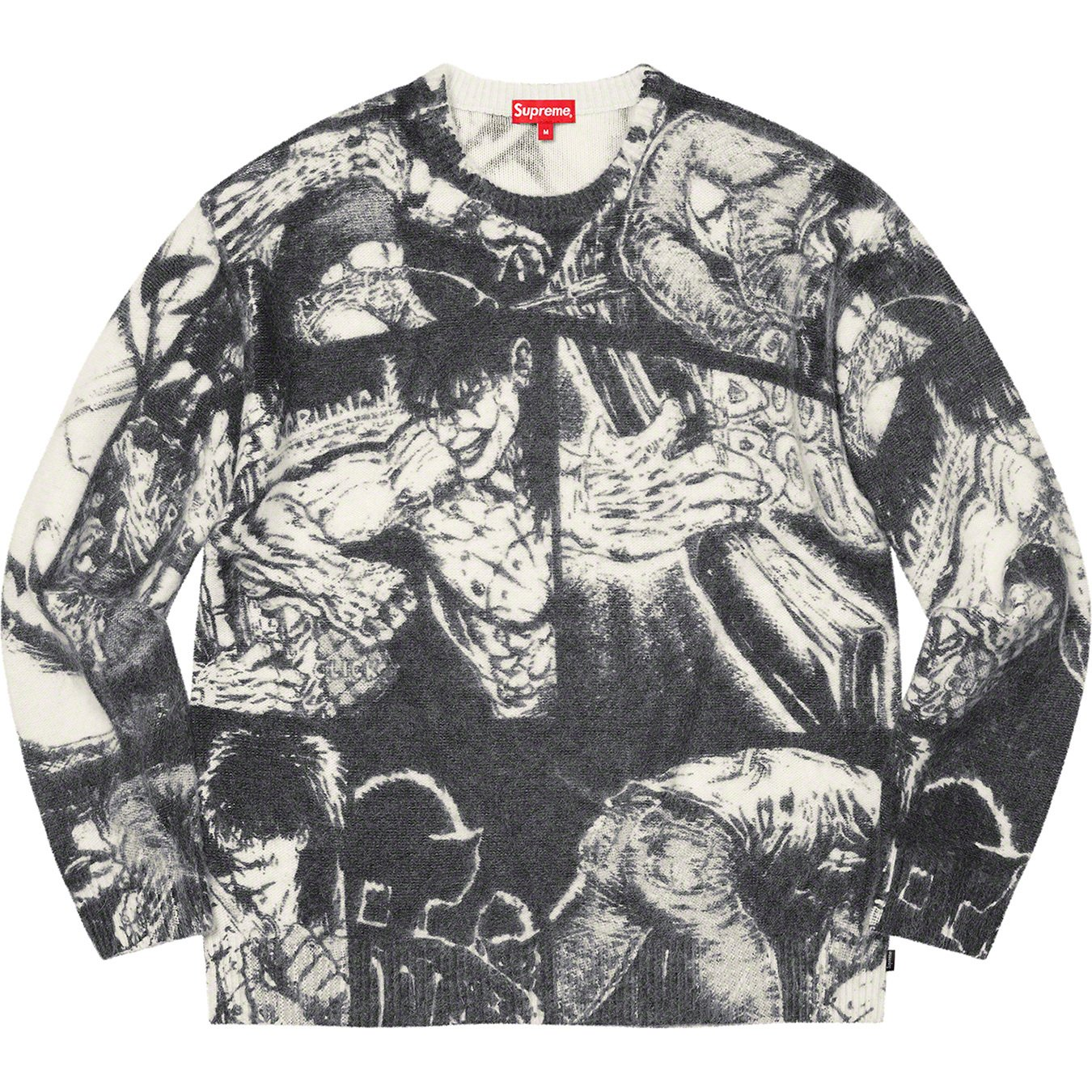 supreme-the-crow-21aw-21fw-collaboration-release-20210918-week4-sweater