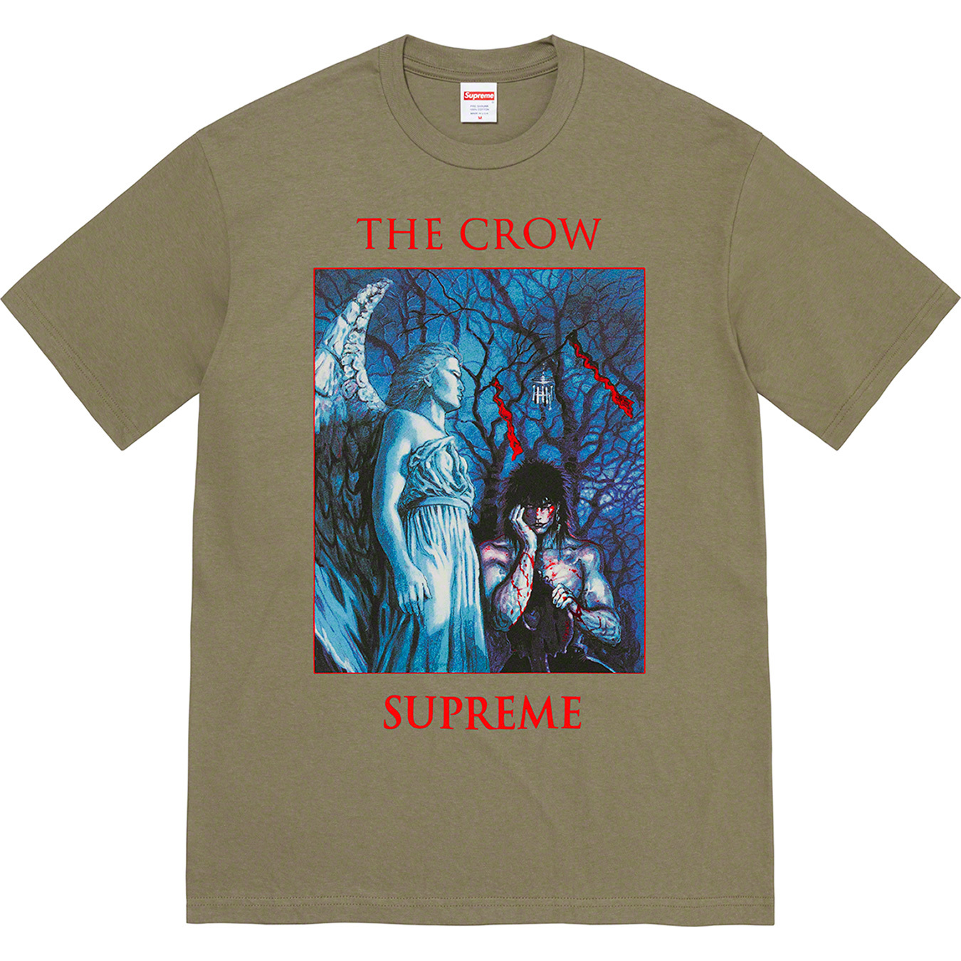 supreme-the-crow-21aw-21fw-collaboration-release-20210918-week4-tee