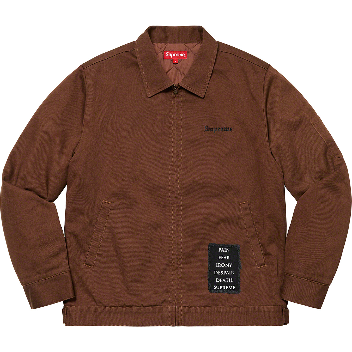 supreme-the-crow-21aw-21fw-collaboration-release-20210918-week4-work-jacket