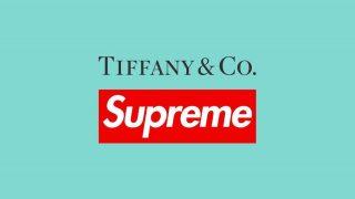 Supreme × Tiffany & Co. 21AW 21FW コラボアイテムが発売予定