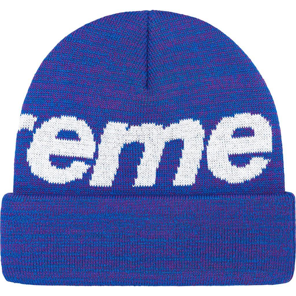 supreme-21aw-21fw-big-logo-beanie