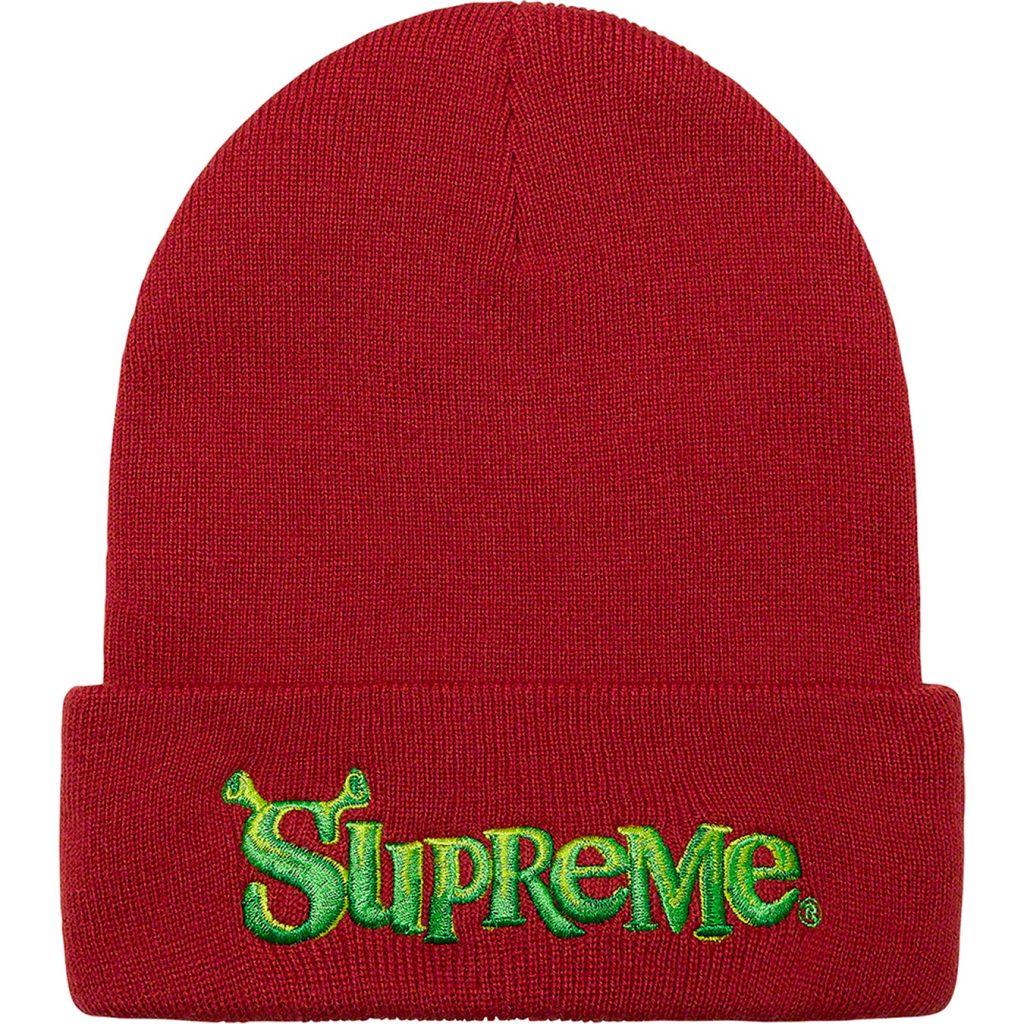 supreme-21aw-21fw-shrek-beanie