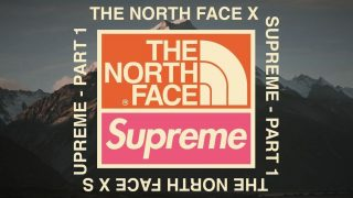 Supreme × THE NORTH FACE 21AW 21FW PART.1 コラボコレクションが10月23日 Week9に発売予定