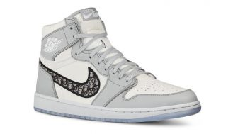 DIOR × NIKE AIR JORDAN 1 RETRO HIGH OGが2020年4月以降に国内発売予定