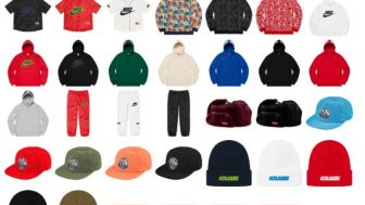 Supreme 公式通販サイトで11月30日 Week14に発売予定の新作アイテム【NIKEのコラボアイテムなど】