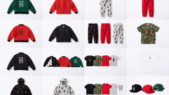 Supreme × dead prez 19AW コラボアイテムが12月7日 Week15に国内発売予定