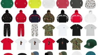 Supreme 公式通販サイトで12月7日 Week15に発売予定の新作アイテム【dead prezのコラボアイテムなど】