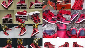 NIKE AIR JORDAN 1 HI '85 VARSITY REDが2/8、2/16に国内発売予定【直リンク有り】