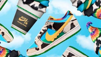 BEN & JERRY'S × NIKE SB DUNK LOW CHUNKY DUNKYが5/23、5/26に国内発売予定【直リンク有り】