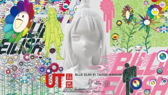 UNIQLO UT × ビリー・アイリッシュ × 村上隆 コラボTシャツが5/25、6/5に国内発売予定
