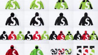 Supreme × THE NORTH FACE S LOGO 20AW コラボコレクションが発売予定