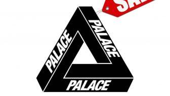 PALACE 20AW 新春セールが1/9に公式オンラインで開始予定