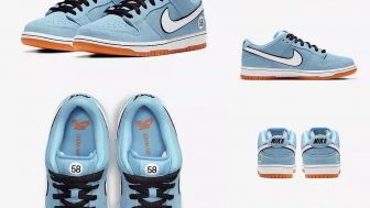 NIKE SB DUNK LOW CLUB 58 GULFが2021年に海外発売予定