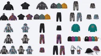 Supreme × SOUTH2 WEST8 21SSコラボコレクションが4月24日 Week9、4月29日に国内発売予定 【全13アイテム掲載中】