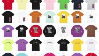 Supreme 公式通販サイトで6月26日 Week18に発売予定の新作アイテム【Summer Teeなど】