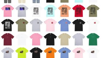 Supreme 公式通販サイトで10月9日 Week7に発売予定の新作アイテム【Fall Teesなど】
