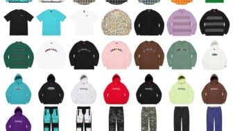 Supreme 公式通販サイトで10月23日 Week9に発売予定の新作アイテム【THE NORTH FACEのコラボなど】